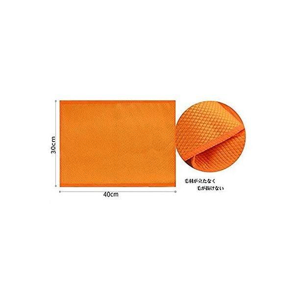 ふきん クロス マイクロファ鏡 キッチン 雑巾 タオル ガラス 吸水タオルの1枚目の写真