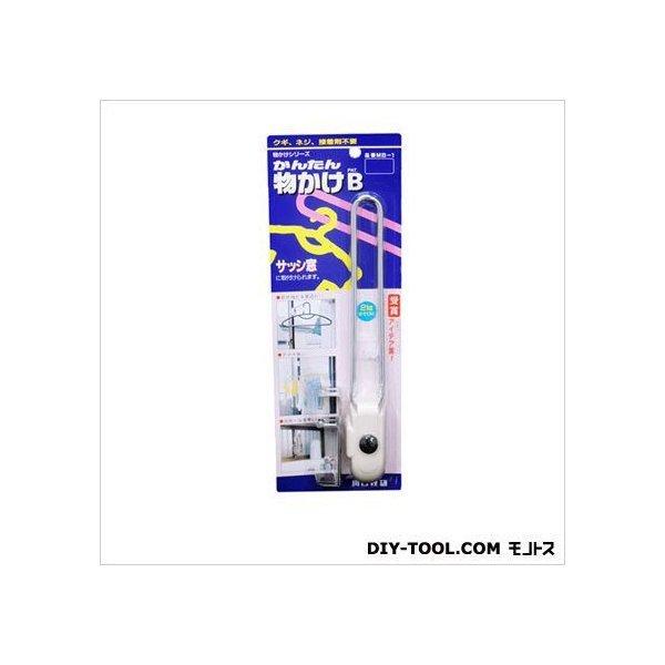 川口技研 かんたん物かけ台紙付き 4.5×4.5×5.8cm MB-1 0の1枚目の写真
