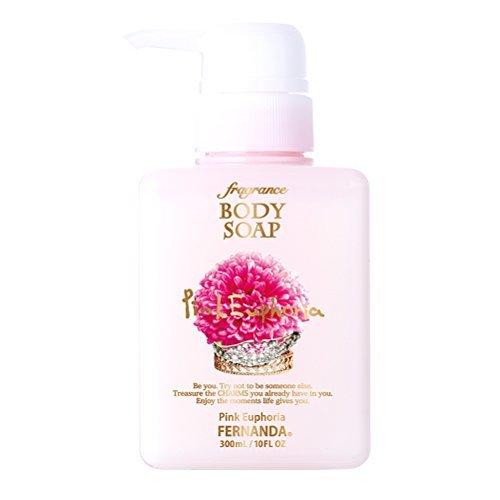 FERNANDA Fragrance Body Soap Pink Euphoriaの1枚目の写真