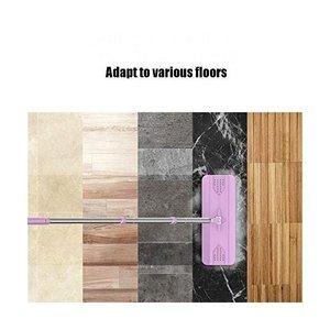 SSN 360°回転フラットモップフリーハンドウォッシュドライとウェットモップ家庭用木製の床のレンガの壁のセメント表面モップを使用することができますの1枚目の写真