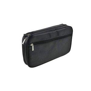 FidgetGear 新しいプロペンポケットケースオーガナイザー化粧品ポーチブラシホルダー化粧旅行バッグ ブラックの1枚目の写真