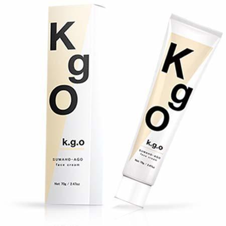 K.g.O SUMAHO-AGO face cream  ケージーオー スマホあご フェイスクリーム 70g スキンケア kgo ネック デコルテの1枚目の写真