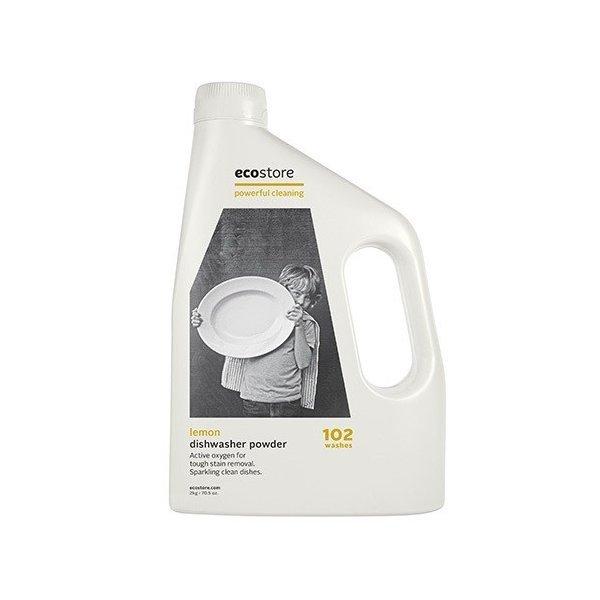 エコストア ecostore オートディッシュウォッシュ パウダー <レモン> 2kg 食器用洗剤 粉末 ナチュラルの1枚目の写真
