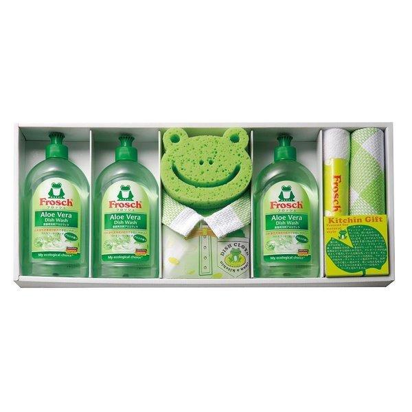 フロッシュ キッチン洗剤ギフト FRS-040 他の商品と同梱・同時購入不可の1枚目の写真