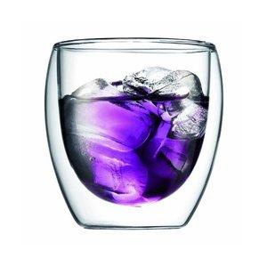 bodum PAVINA ダブルウォールグラス 0.25L 4558-10 ギフト お祝い プレゼント ペア 母の日 父の日 敬老の日 グラスの1枚目の写真