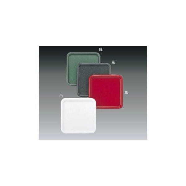 正角トレイ B-5410 BB 緑 ABS樹脂の1枚目の写真