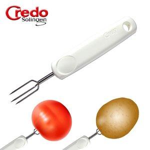 クレド・ゾーリンゲン Credo Solingen ポテトフォーク ジャガイモ皮むき用 皮むき器 コーンホルダー トマトの湯むき/トマトの皮むきに クレドーの1枚目の写真