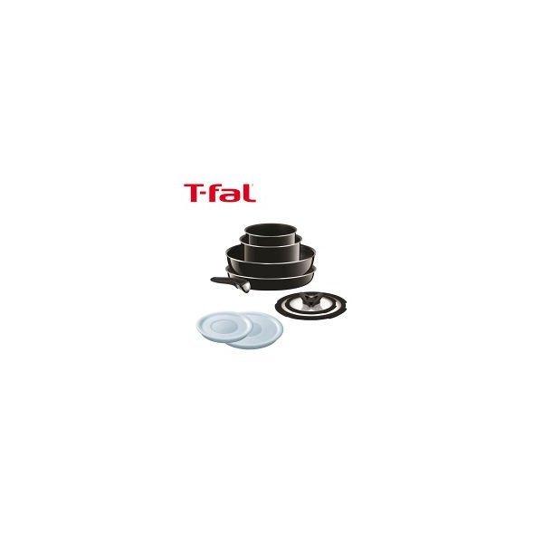 セール T-fal(ティファール)インジニオ・ネオ 9点セット ハードチタニウム・プラス (鍋 フライパン 取っ手のとれるタイプ)ガス火専用 L60991の1枚目の写真