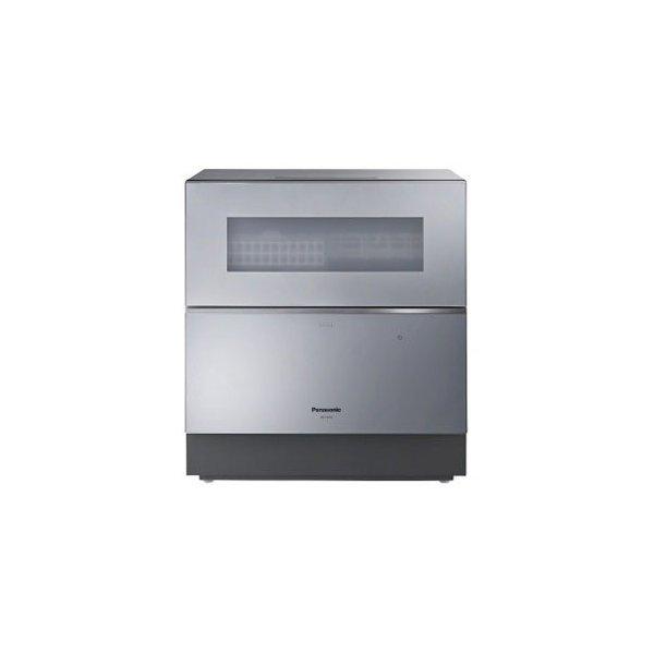 パナソニック 食器洗い乾燥機 (5人用・食器点数40点) NP−TZ200−S シルバーの1枚目の写真