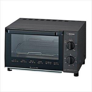 オーブントースター こんがり倶楽部 EQ-AG22-BA(ブラック)の1枚目の写真