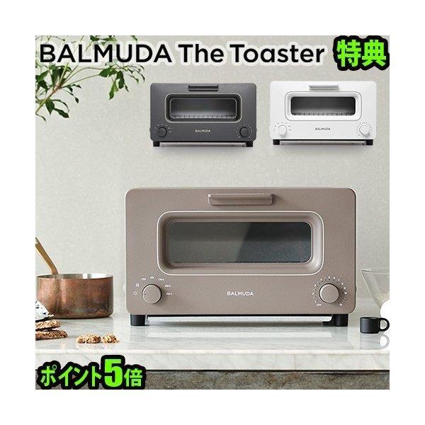 レシピ付 バルミューダ ザ・トースター おしゃれ 感動のトースター K01Eの1枚目の写真