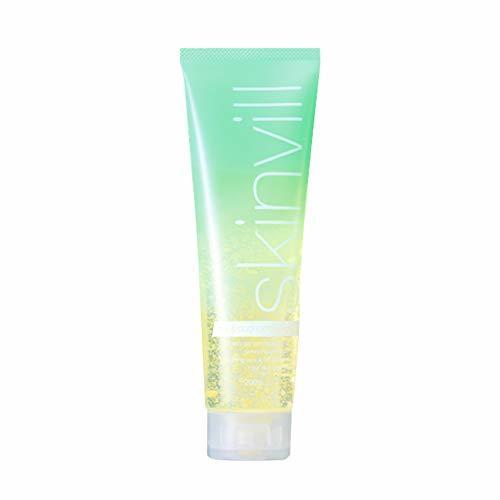 skinvill スキンビル ホット&クールクレンジングジェルVC レモンシトラスミントの香り 200gの1枚目の写真