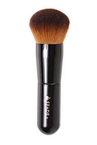 SPADE.s ファンデーションブラシ フェイスブラシ 最高級 化粧筆 専用ケース付 メイクブラシ SS0011の1枚目の写真