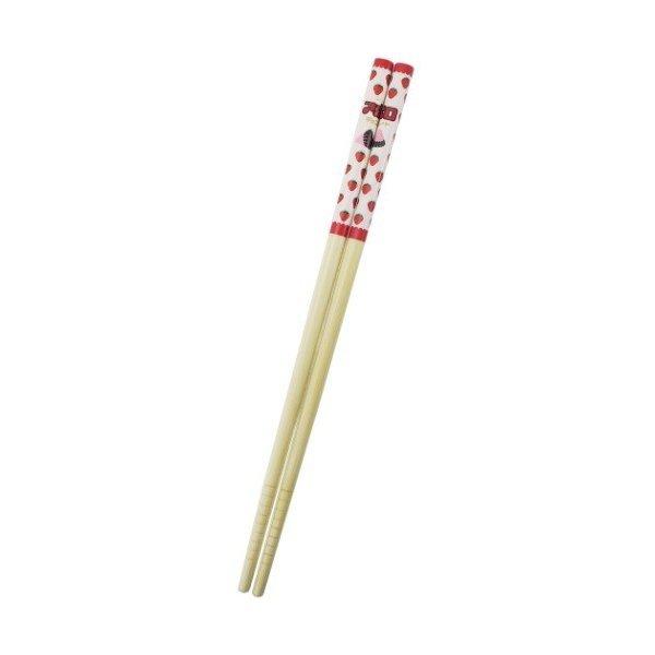 箸 アポロ 21cm 竹 箸 おやつシリーズ ケイカンパニー カトラリーの1枚目の写真