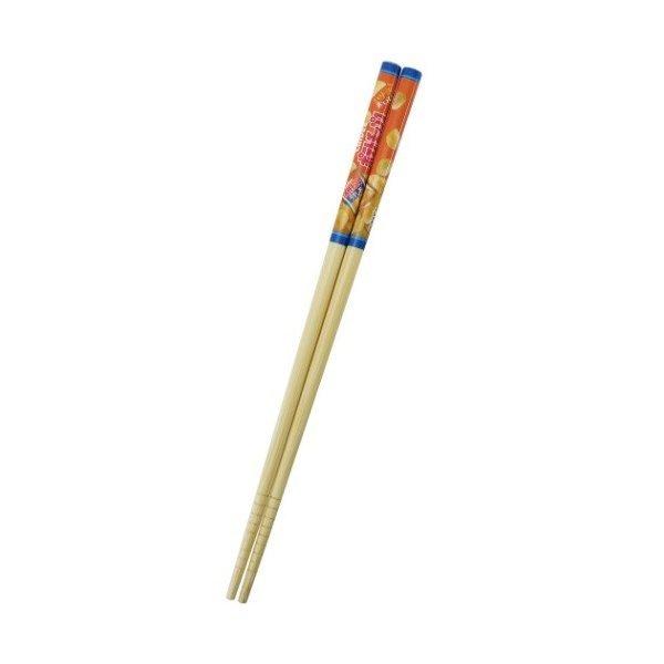 ポテトチップス うすしお 21cm 竹 箸 箸 おやつシリーズ ケイカンパニー カトラリーの1枚目の写真