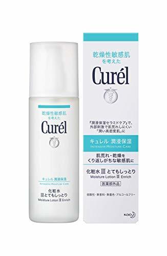 キュレル 化粧水 III とてもしっとり 【医薬部外品】の1枚目の写真