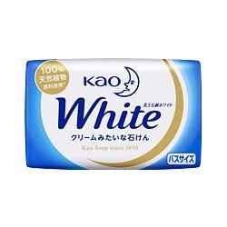 花王 ホワイト バスサイズ 1コ 130g 1個の1枚目の写真