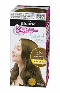 花王 ブローネ 泡カラー 2N 1組×24個の1枚目の写真