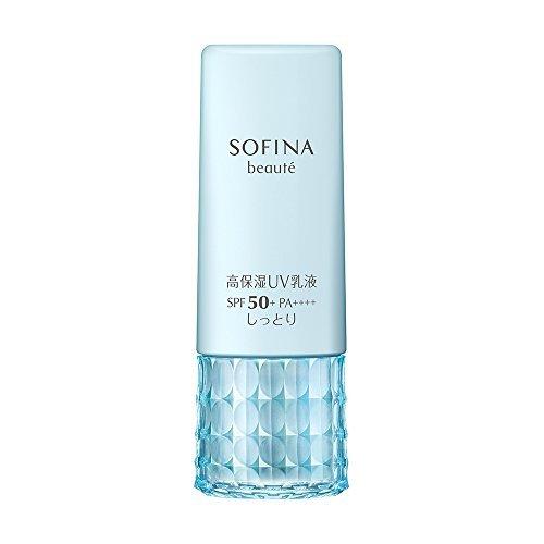 ソフィーナボーテ 高保湿UV乳液 SPF50 しっとり(30g) SOFINAの1枚目の写真