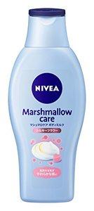 マシュマロケアボディミルク シルキーフラワーの香りの1枚目の写真