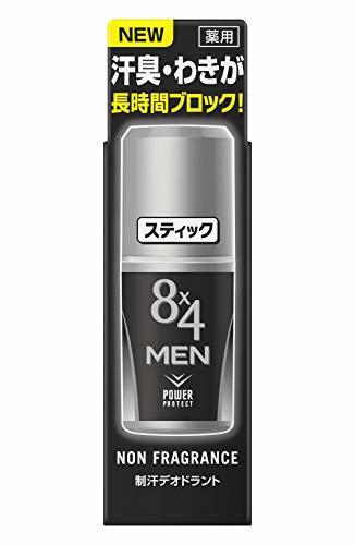8×4MEN デオドラントスティック 無香料 15g 花王の1枚目の写真