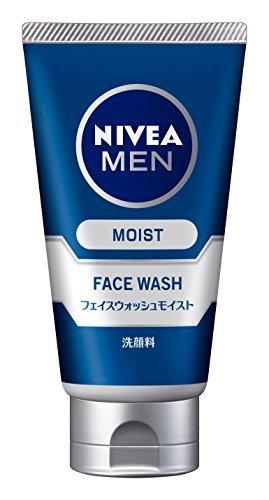 ニベアメン フェイスウォッシュモイスト 100g 男性用 洗顔料の1枚目の写真