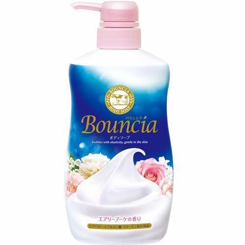 バウンシアボディソープ エアリーブーケの香りの1枚目の写真