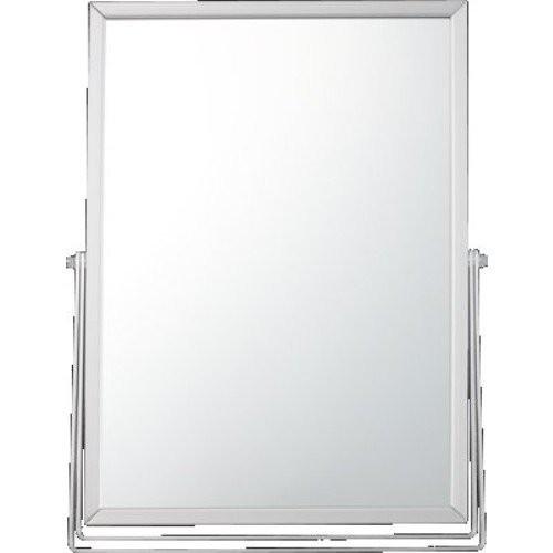 貝印 アルミスタンドミラー 角型L KX0753の1枚目の写真