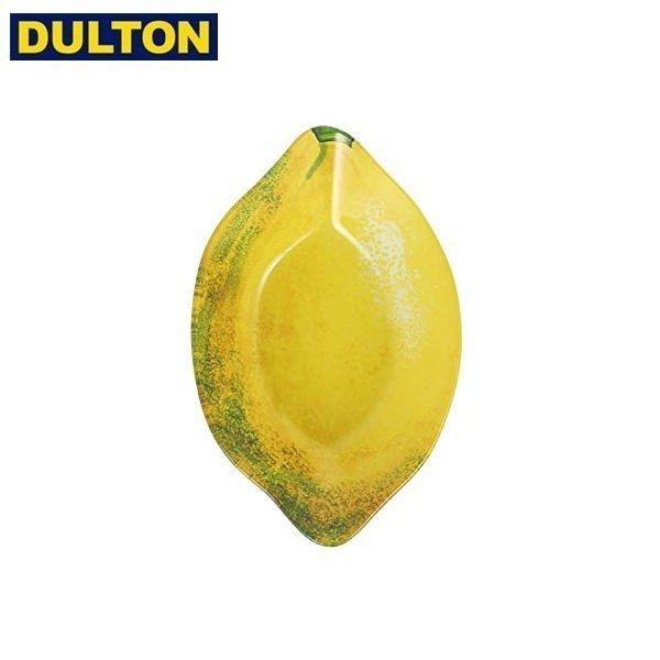 DULTON ガラス ファーマー プレート レモン G815-973 リアルな野菜 ガラス皿 ダルトンの1枚目の写真