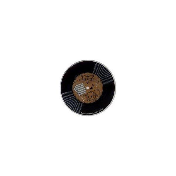 中古皿・茶碗 イーブイ レコードデザインプレート E賞の1枚目の写真