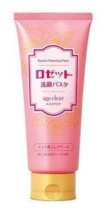 ロゼット 洗顔パスタ エイジクリア メイク落としクリーム(180g)の1枚目の写真