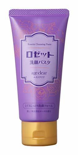 ロゼット 洗顔パスタエイジクリア とてもしっとり洗顔フォーム 120gの1枚目の写真