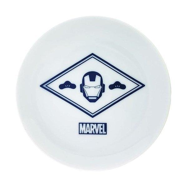 アイアンマン ミニプレート 小皿 ティーズファクトリー 松 グッズ 食器 新生活準備の1枚目の写真