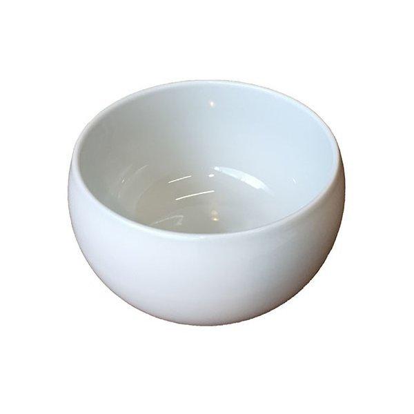 TB モノトーン 丼 白/寸法:幅160×奥行160×高さ100 /テンポスオリジナルの1枚目の写真