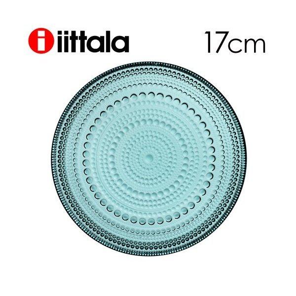 iittala イッタラ カステヘルミ Kastehelmi プレート 17cm シーブルーの1枚目の写真