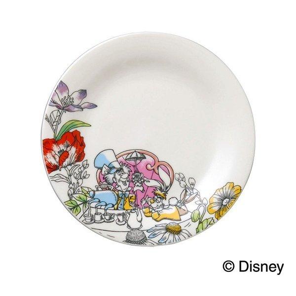 Disney ディズニー ふしぎの国のアリス ケーキプレートの1枚目の写真