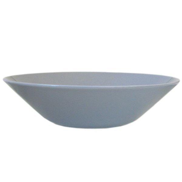 イッタラ プレート ティーマ Teema ディーププレート 深皿 21cm パールグレー 1005883 母の日ギフトの1枚目の写真