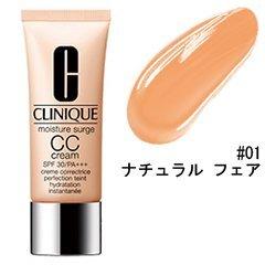 クリニーク CLINIQUE モイスチャー サージ CC クリーム 30 #01 ナチュラル フェア 40ml 化粧品 コスメの1枚目の写真
