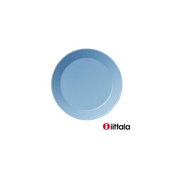 イッタラ ティーマ プレート21cm ライトブルー ケーキ・デザート皿 365786の1枚目の写真