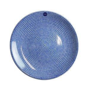 アラビア 24h AVEC BLUE プレート 26cm 64-1180-008283-9の1枚目の写真