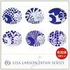 リサ・ラーソン ごのねこ豆皿の1枚目の写真