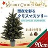 90★RS GLOBAL TRADE社 クリスマスツリー・90cmの1枚目の写真
