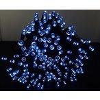 LED ソーラー イルミネーション 太陽発電 300球 点灯8パターン 防水 防雨 屋外 クリスマス イルミ 自動ON/OFF (ホワの1枚目の写真