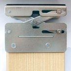 DIY 棚 壁 柱 ツーバイ材用 2×4材用突っぱりジャッキ ユニクロ Walist ウォリストの1枚目の写真