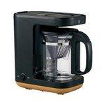 象印 コーヒーメーカー STAN. 420mL ドリップ方式 ブラック EC-XA30-BAの1枚目の写真