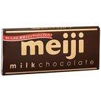 明治 ミルクチョコレート 50gの1枚目の写真