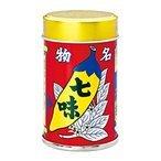 八幡屋礒五郎 七味唐辛子 缶 14gの1枚目の写真