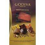 GODIVA ゴディバ マスターピースシェアリングパック 45粒入×2箱の1枚目の写真