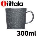 iittala イッタラ ティーマ Teema マグ 300ml ドッテドグレー マグカップの1枚目の写真