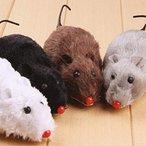 Studyset マウス ペット猫 おもちゃ インタラクティブ ミニ 面白いネズミ 動物 おもちゃ 猫 巻き上げ ネズミ 動くおもちゃ 誕生日の1枚目の写真